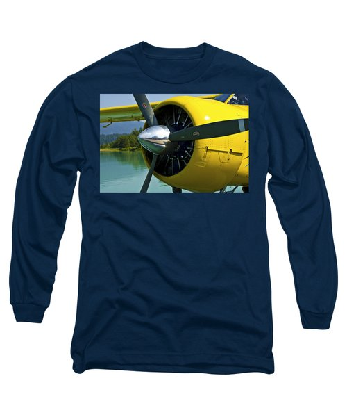de havilland Beaver Long Sleeve T-Shirt