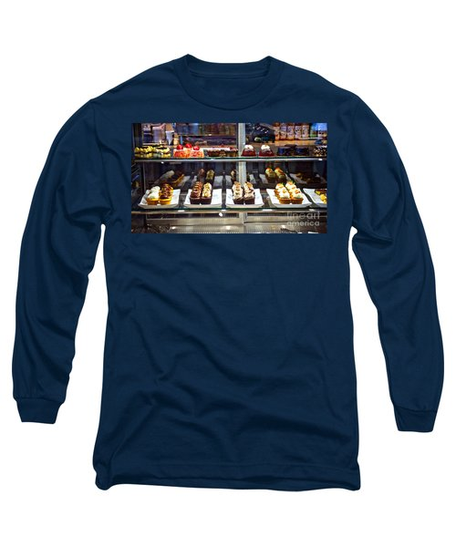 Delectable Desserts Long Sleeve T-Shirt