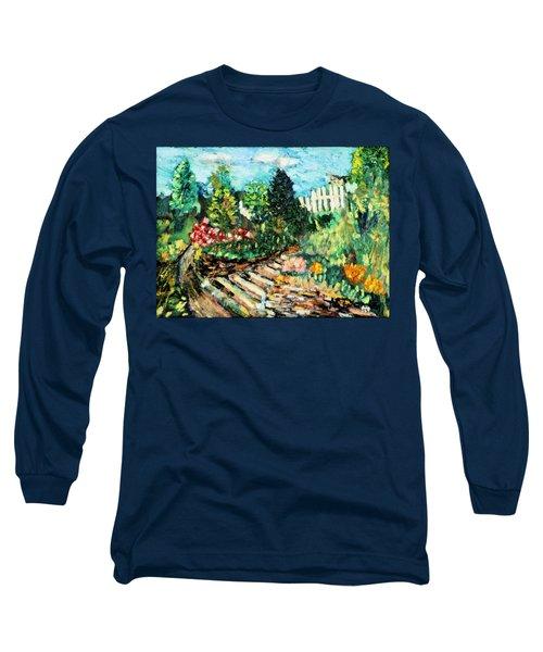 Delphi Garden Long Sleeve T-Shirt