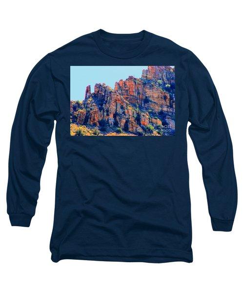 Desert Paint Long Sleeve T-Shirt