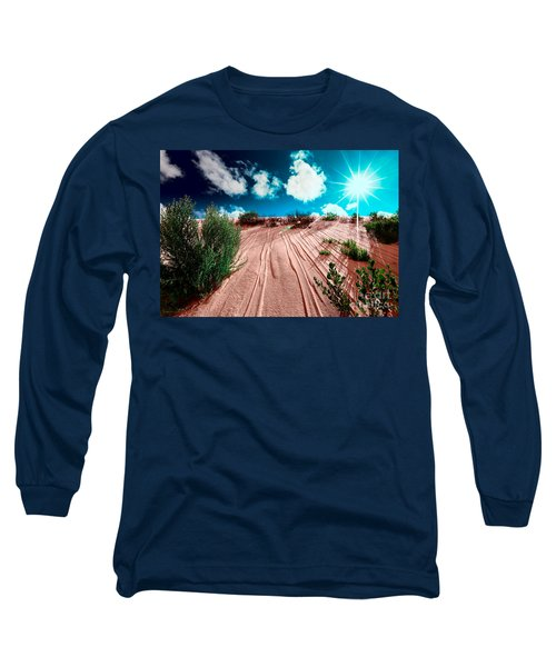 Desert Rays Long Sleeve T-Shirt