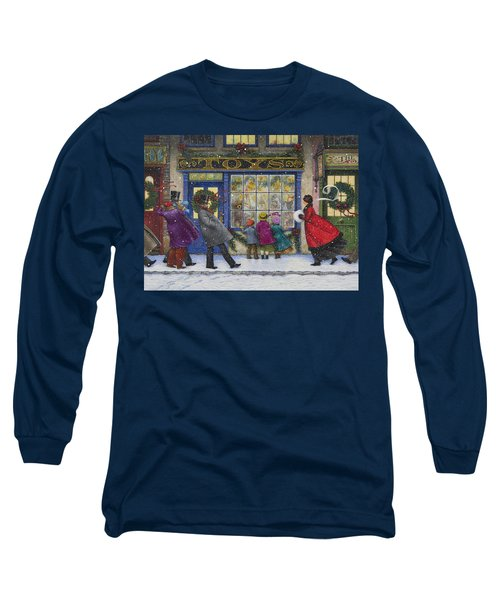 The Toy Shop Long Sleeve T-Shirt