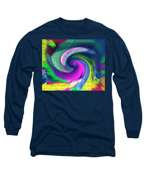 Dimensional Doorway Long Sleeve T-Shirt