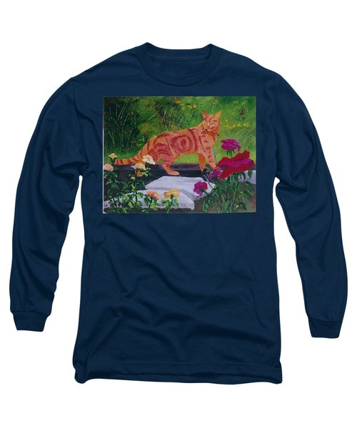 Domestic Tiger Long Sleeve T-Shirt