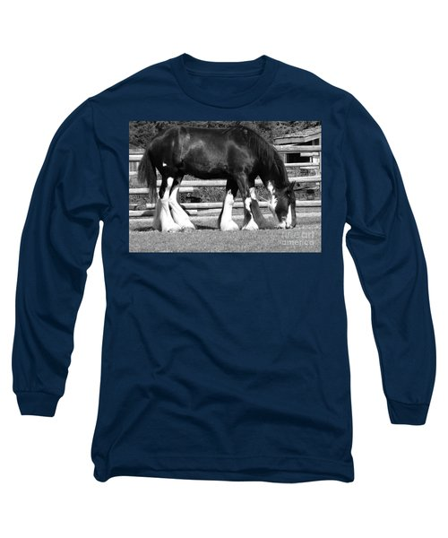 Long Sleeve T-Shirt featuring the photograph Double Vision by Ann E Robson