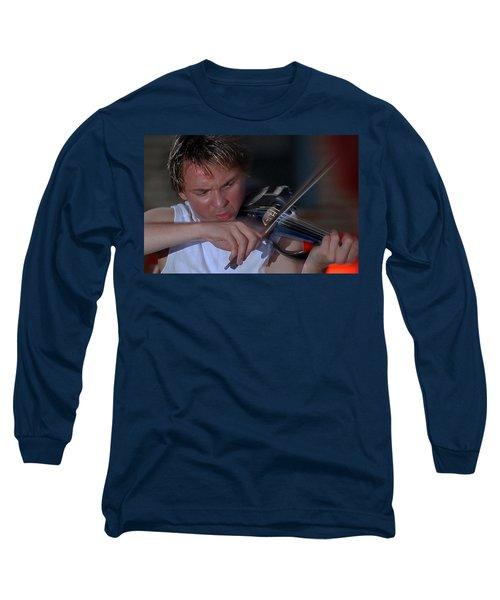 Dr. Draw Long Sleeve T-Shirt