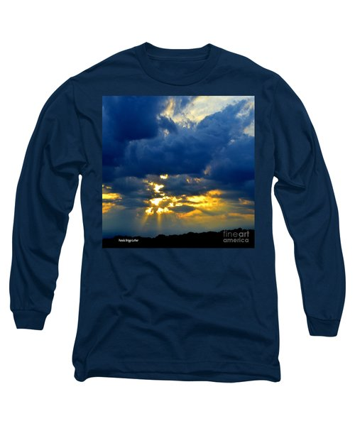 Dramatic Clouds Long Sleeve T-Shirt