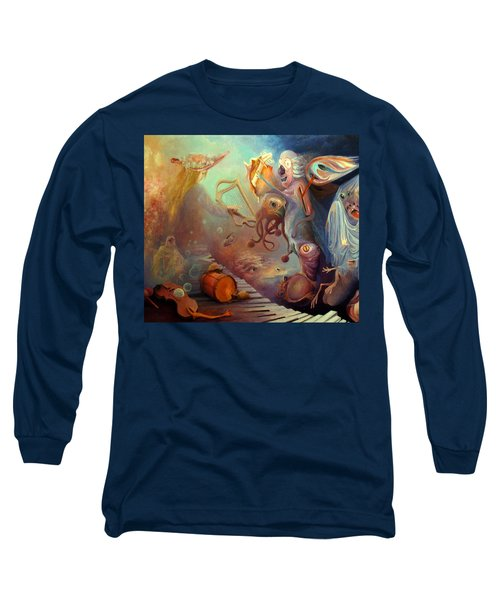 Dream Immersion Long Sleeve T-Shirt