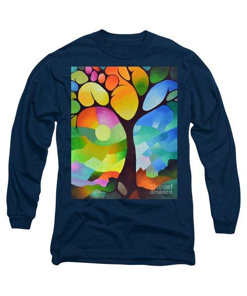 Dreaming Tree Long Sleeve T-Shirt