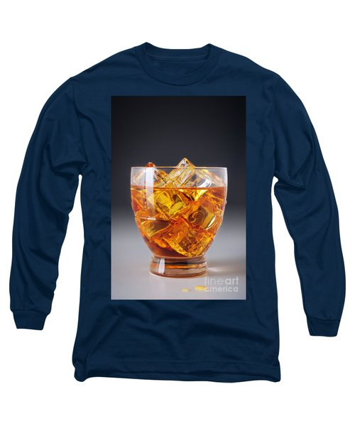 Drink On Ice Long Sleeve T-Shirt