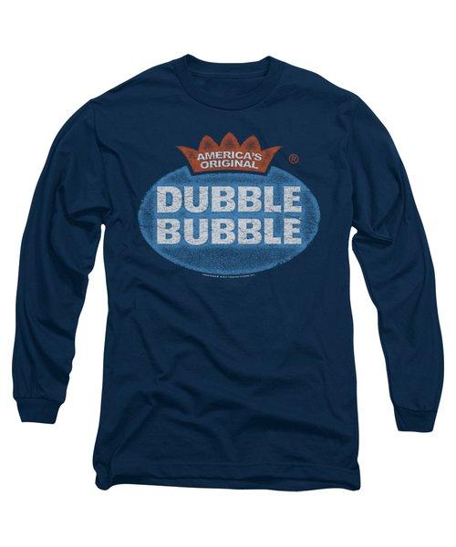 Dubble Bubble - Vintage Logo Long Sleeve T-Shirt