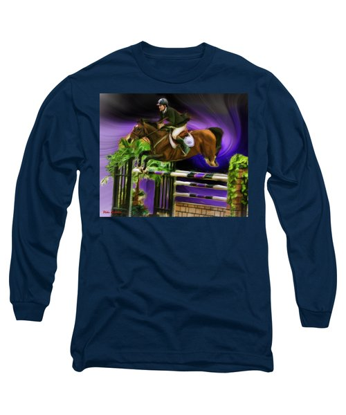 Duncan Mcfarlane On Horse Mr Whoopy Long Sleeve T-Shirt