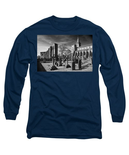 Dunfermline Palace And Abbey Long Sleeve T-Shirt