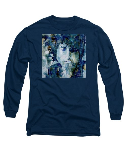 Dylan Long Sleeve T-Shirt by Paul Lovering
