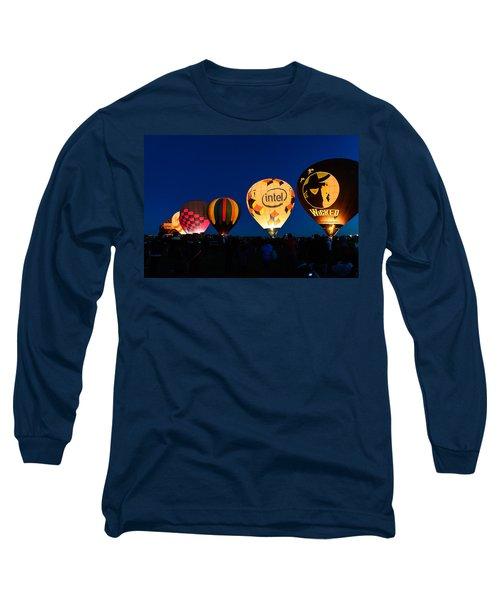 Early Morning Launch Long Sleeve T-Shirt