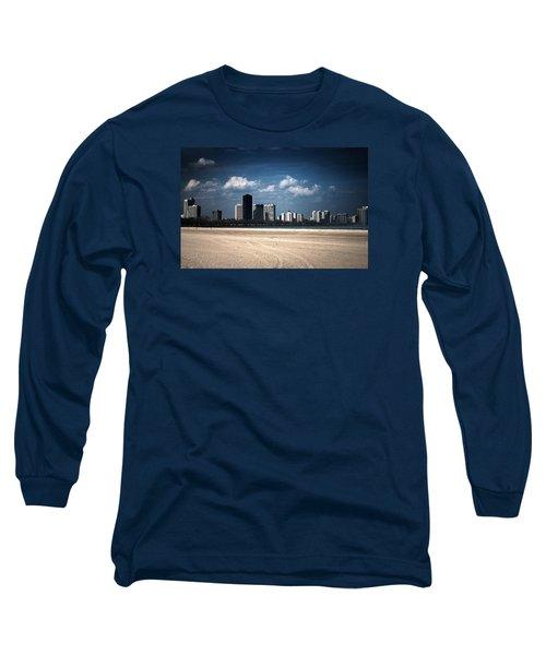 Edgewater Long Sleeve T-Shirt by Milena Ilieva