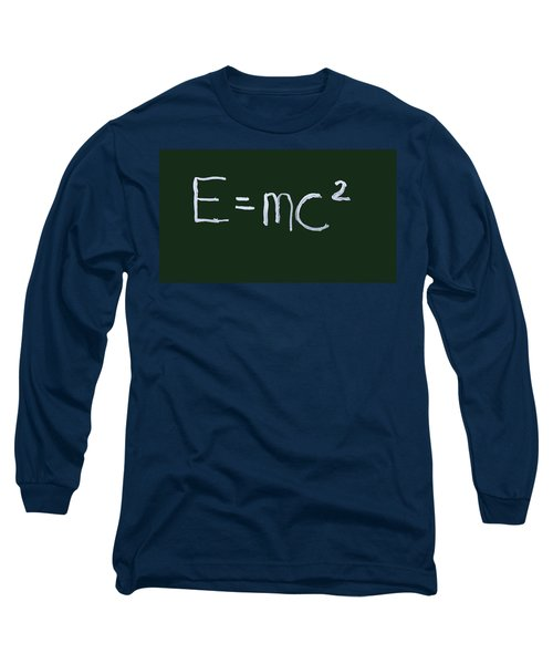 Einstein Formula Long Sleeve T-Shirt