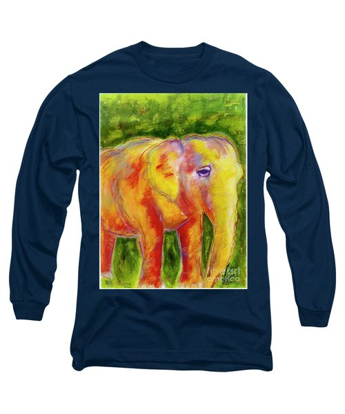 Elle Long Sleeve T-Shirt by Beth Saffer