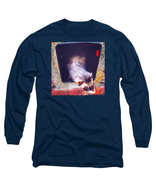 Emergence Long Sleeve T-Shirt by Anna Porter