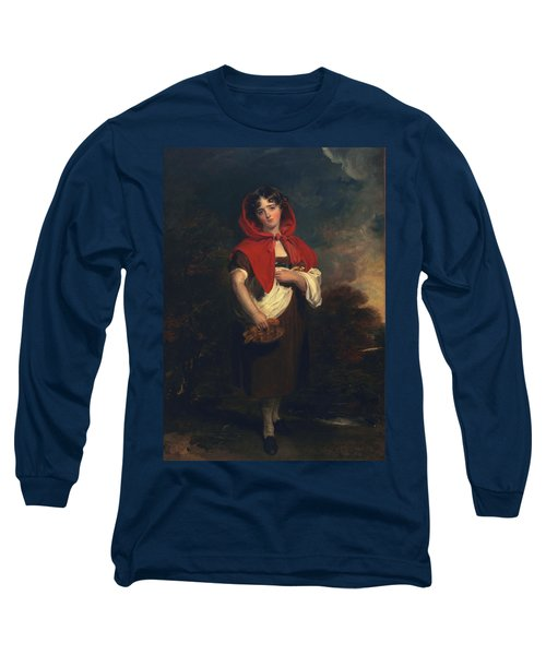 Emily Anderson Little Red Riding Hood Long Sleeve T-Shirt