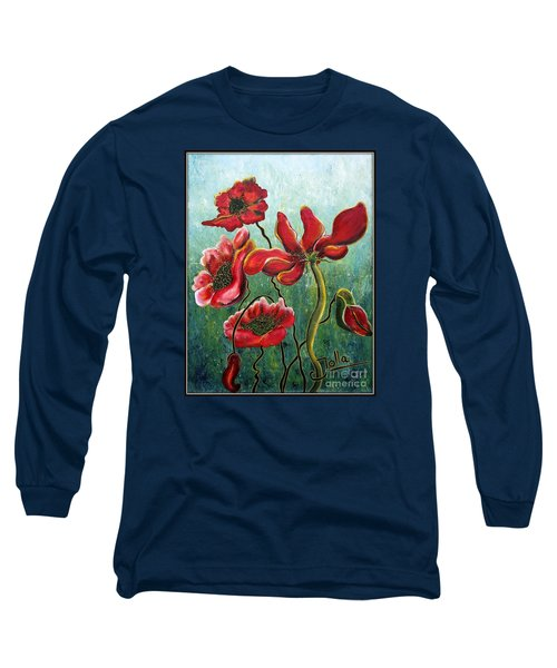 Endless Poppy Love Long Sleeve T-Shirt