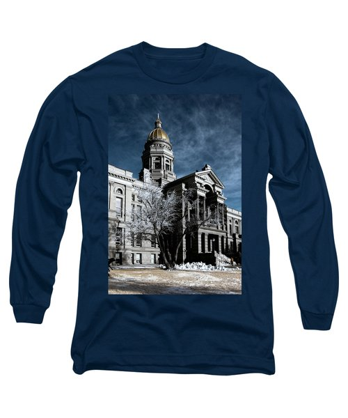 Equality State Dome Long Sleeve T-Shirt by Greg Collins