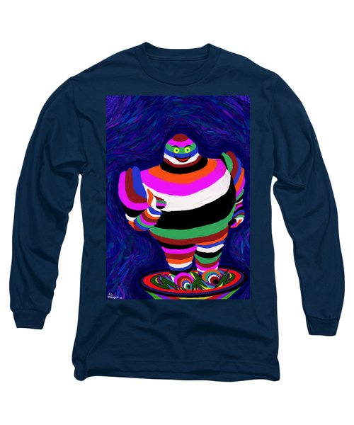 Eurotrazz Long Sleeve T-Shirt