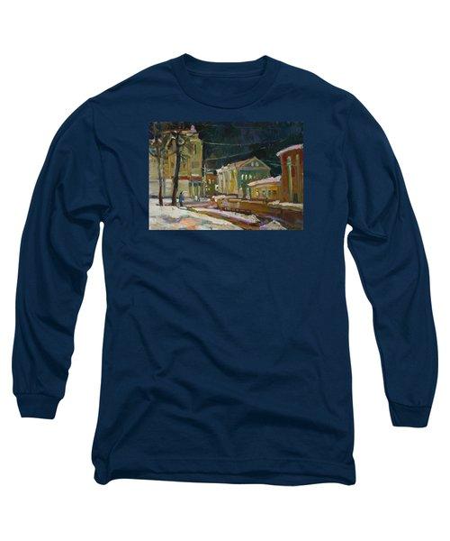 Evening Paints Long Sleeve T-Shirt