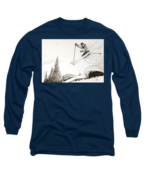 Exhilaration Long Sleeve T-Shirt