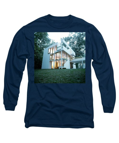 Exterior Of Mr. And Mrs. Jay Hanslemann's Long Sleeve T-Shirt