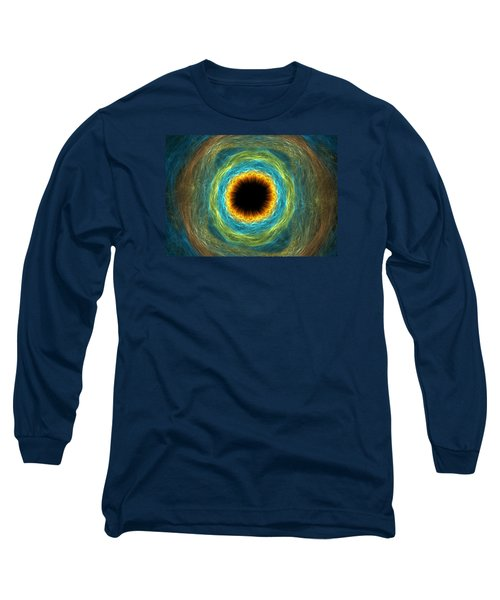 Eye Iris Long Sleeve T-Shirt