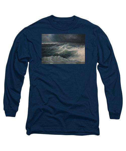 Eye Of Storm Long Sleeve T-Shirt