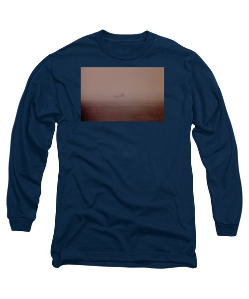 Fading Spector Of The Straits Long Sleeve T-Shirt