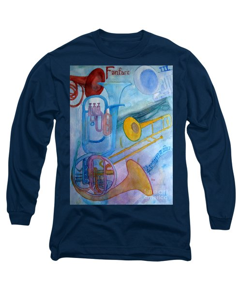 Fanfare Long Sleeve T-Shirt
