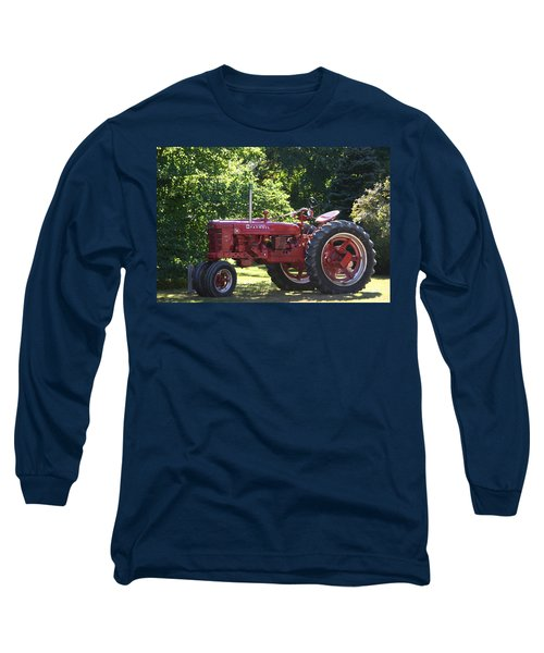 Farmall's End Of Day Long Sleeve T-Shirt