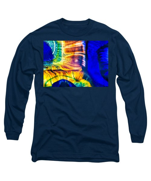Long Sleeve T-Shirt featuring the photograph Fast Friends by Omaste Witkowski