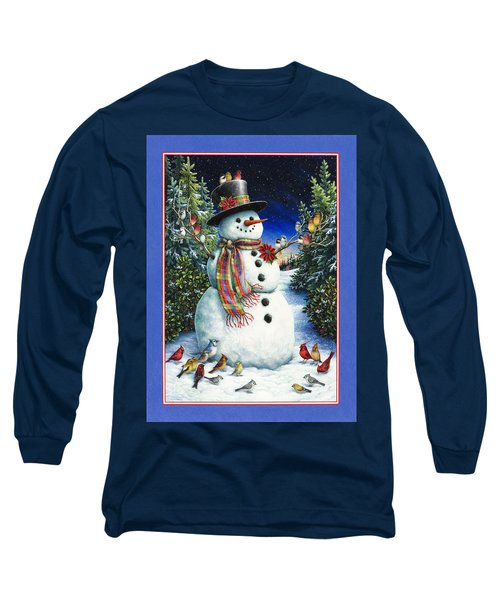 Feathered Friends Long Sleeve T-Shirt