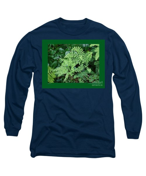 Ferns-iii Long Sleeve T-Shirt