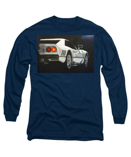 Ferrari 288 Gto Long Sleeve T-Shirt