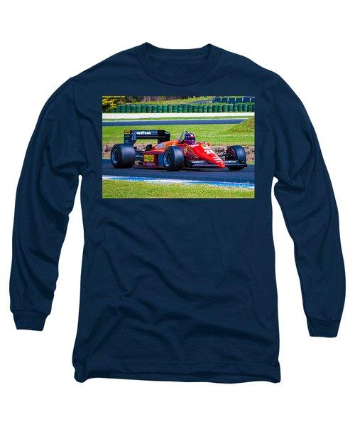 Ferrari At Phillip Island Long Sleeve T-Shirt