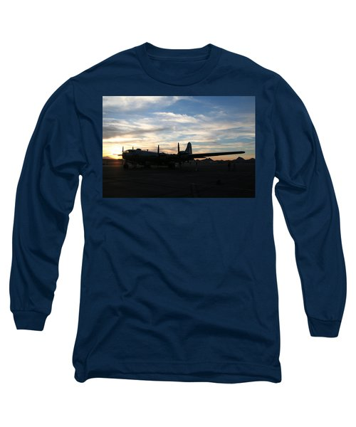 Long Sleeve T-Shirt featuring the photograph Fi-fi by David S Reynolds