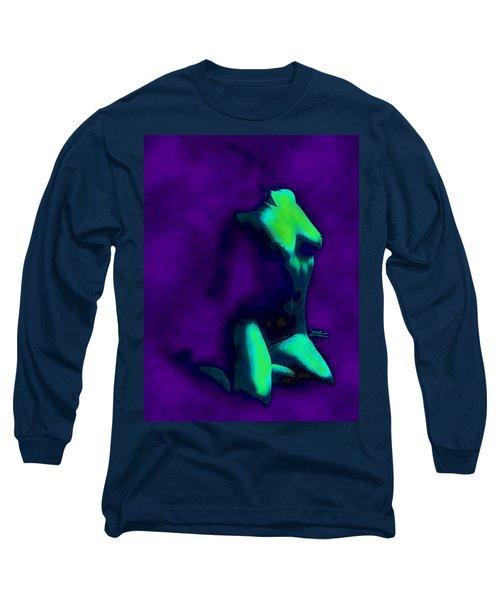Figure 1 Long Sleeve T-Shirt