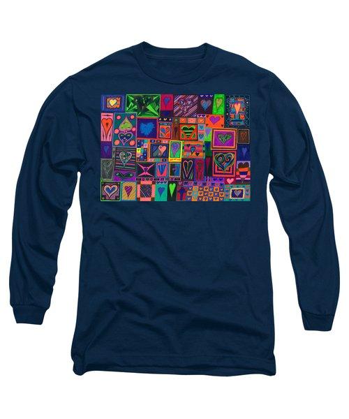 Find U'r Love Found Long Sleeve T-Shirt