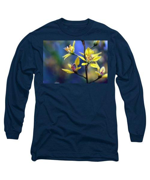 First Light Long Sleeve T-Shirt by Greg Allore