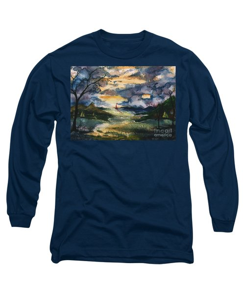 First One Out Of The Cove  Long Sleeve T-Shirt