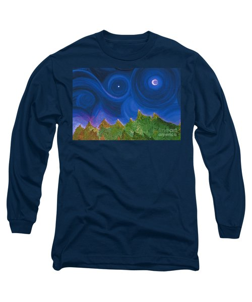 First Star Wish By Jrr Long Sleeve T-Shirt