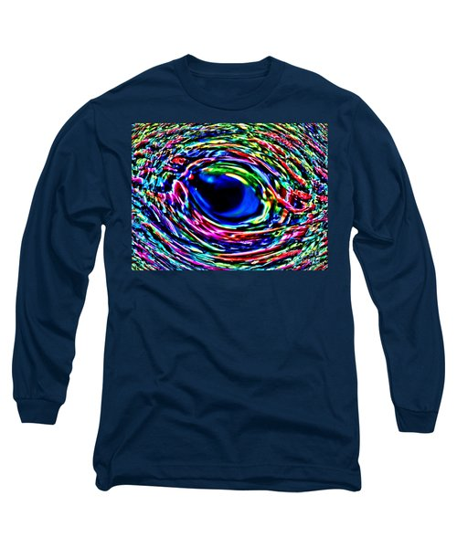 Long Sleeve T-Shirt featuring the photograph Fish Eye by David Lawson