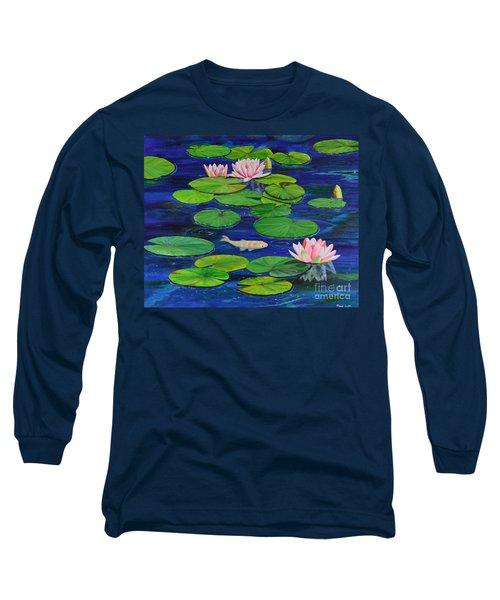 Tranquil Pond Long Sleeve T-Shirt