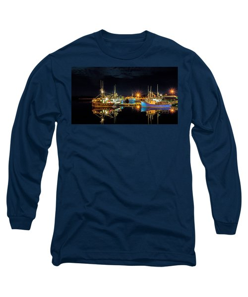 Fishing Hamlet Long Sleeve T-Shirt