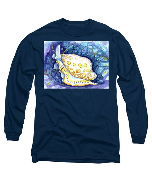 Flamingo Tongue Long Sleeve T-Shirt